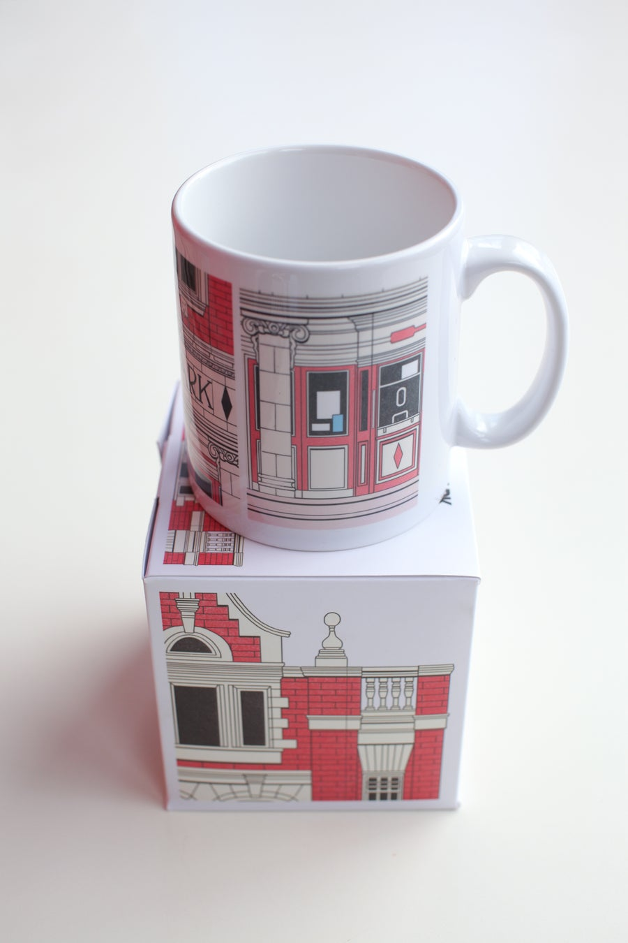 Image of Mug & Gift Box | Cinema Detail