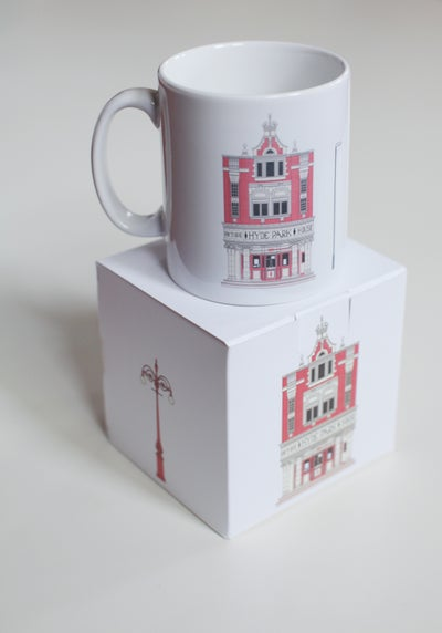 Image of Mug & Gift Box | Cinema Facade