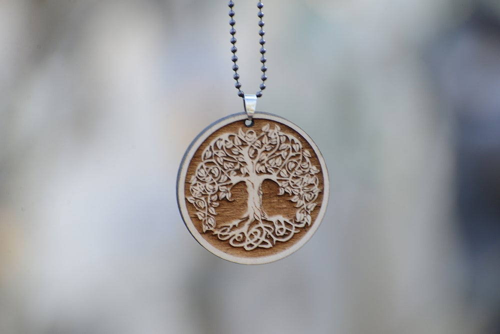 Image of Beautiful Tree of Life