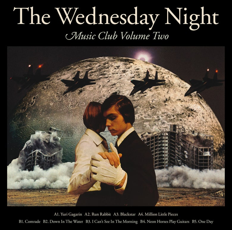Image of The Wednesday Night :: MUSIC CLUB VOLUME TWO (VINYL)