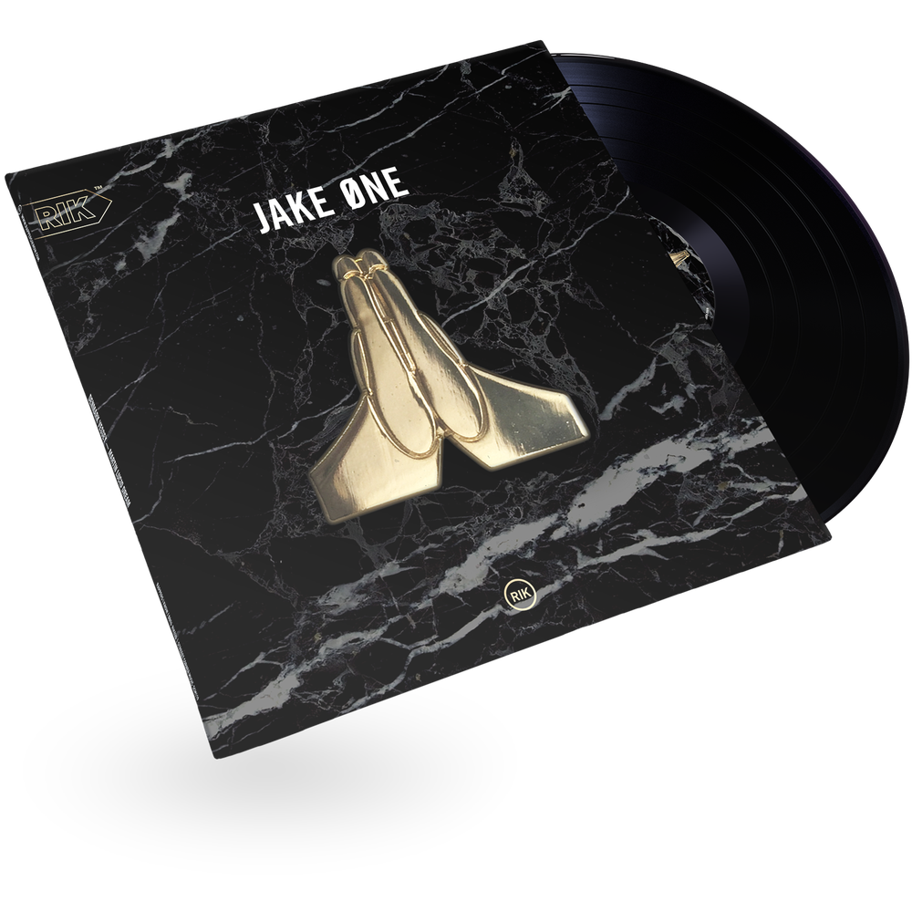 Image of Jake One — #PrayerHandsEmoji LP