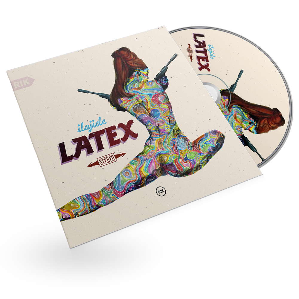 Image of ilajide — Latex CD