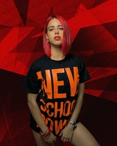 NEW SCHOOL POWER T-SHIRT - HONIRO STORE