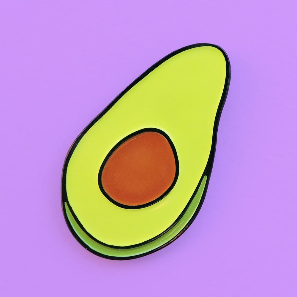 Image of AVOCADO PIN