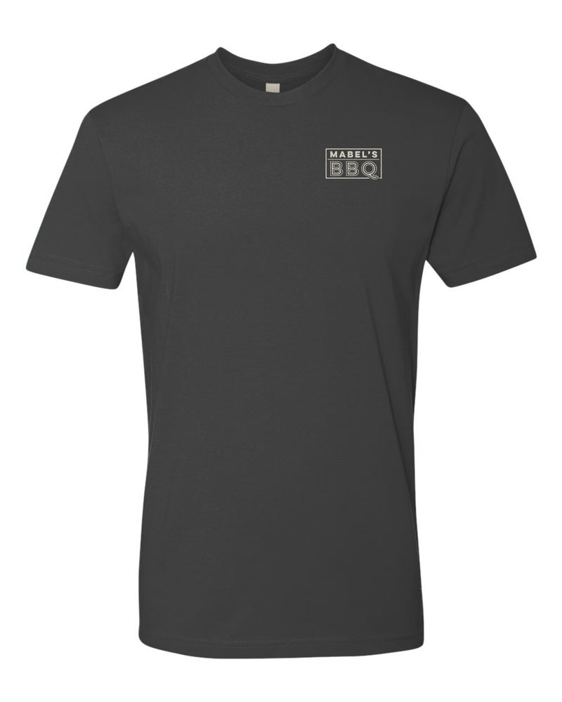 Image of *NEW ITEM - Mabel's BBQ...CLE BBQ Est. 2016 - Unisex TShirt - Heavy Metal