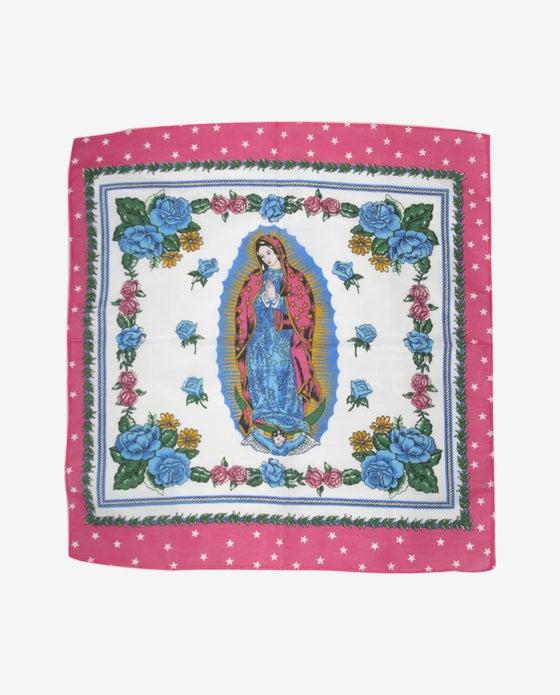 """Image of Bandana """"paliacate"""" Vierge de Guadalupe"""