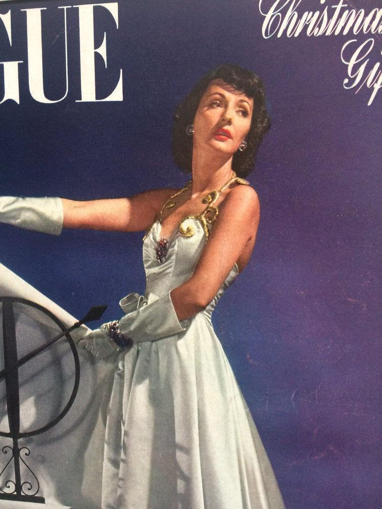 Image of Vogue Cover 1 December 1941