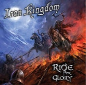 Image of Vinyl - Ride For Glory (BLUE -or- BLACK) European Import (2015)