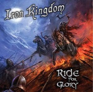 Image of Vinyl - Ride For Glory (BLUE -or- BLACK) European Import (2015)