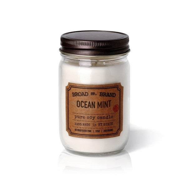Image of Ocean Mint Candle
