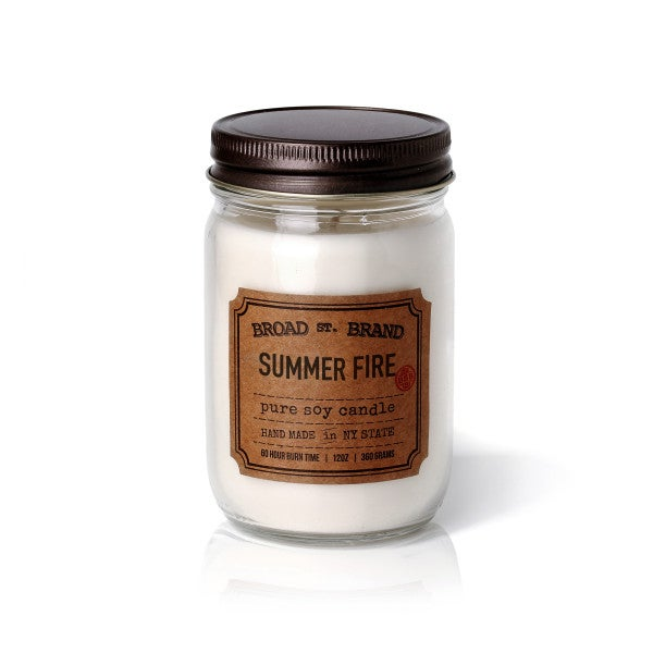 Image of Summer Fire Candle