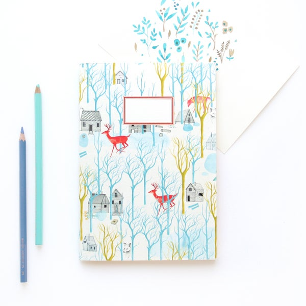 Image of Notebook Bosque Claro