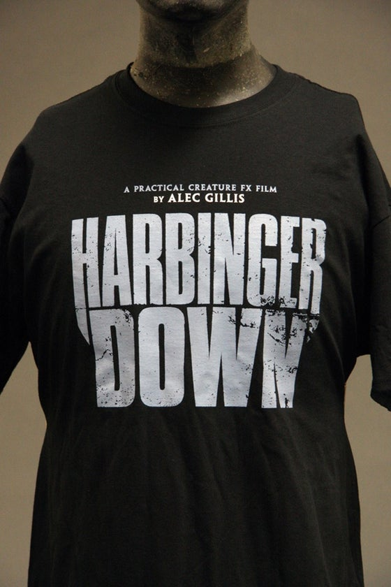 Image of Harbinger Down 'Terror' T-Shirt