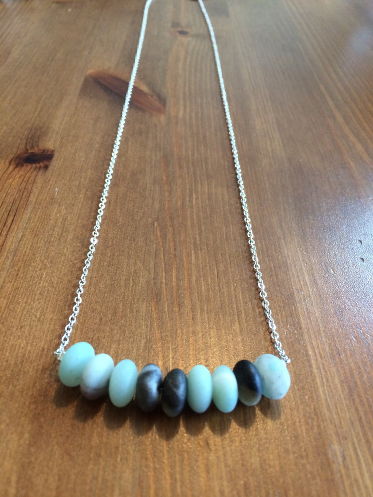 Image of RK Designs ~ Amazonite Necklace