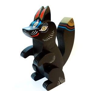 Image of Wood Kitsune