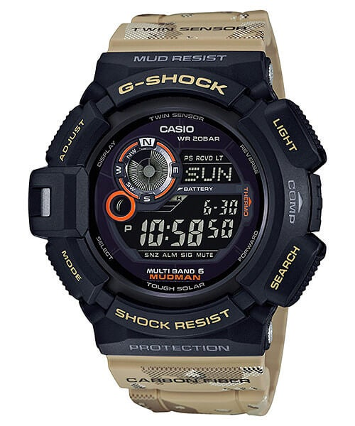 Image of Desert Camo MUDMAN GW-9300DC Limited Release