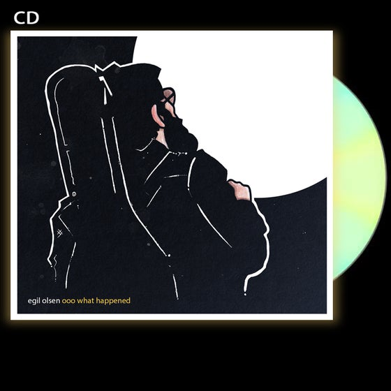 Image of ooo what happened (CD)