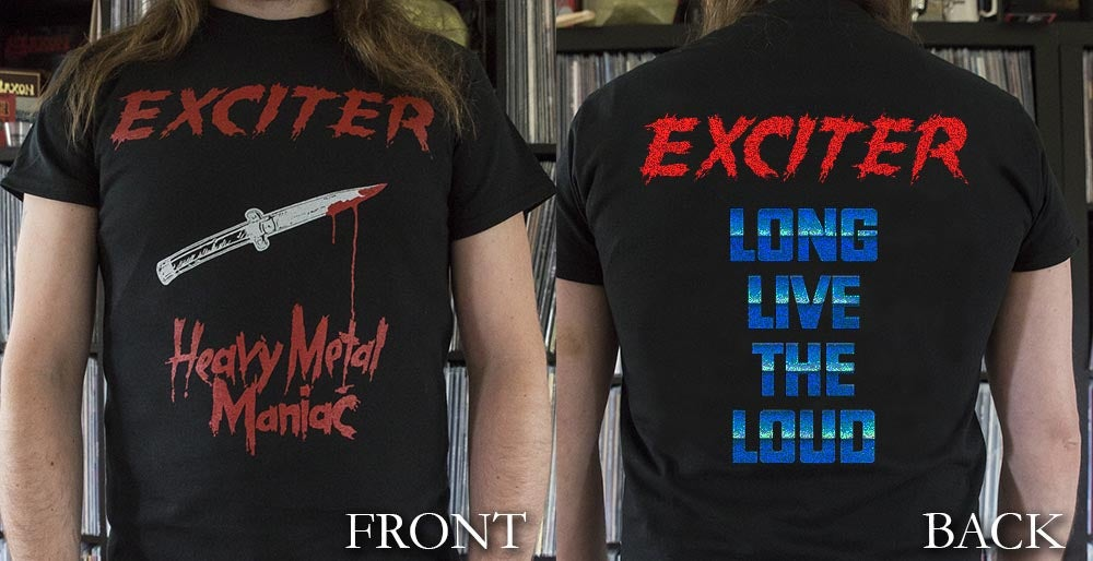 Image of EXCITER T-Shirt, S - XL
