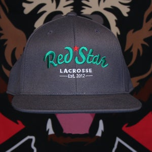 Image of Red Star SnapBack Hat