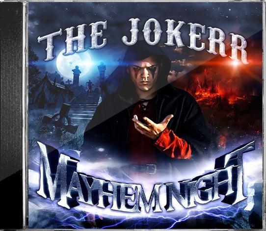 Image of Mayhem Night! CD