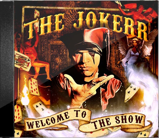 Image of Welcome to the Show CD