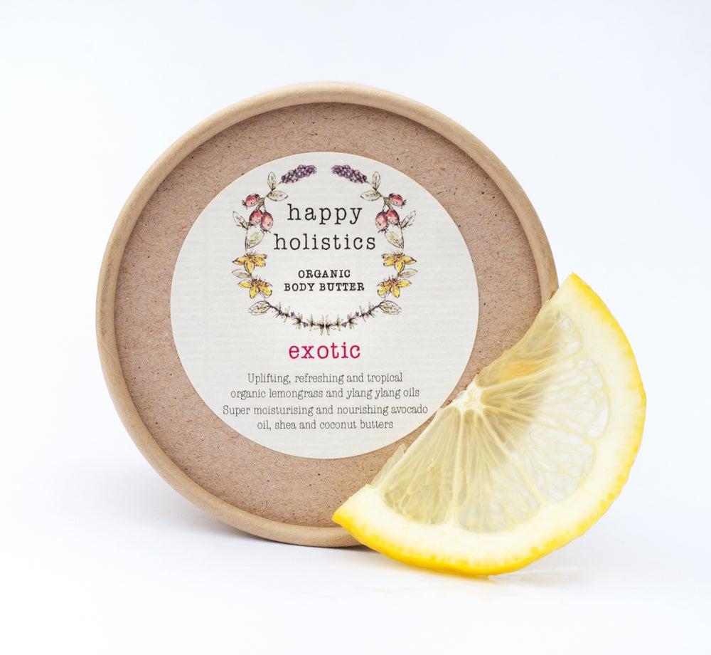 Image of Aura Soft - Organic Body Butter