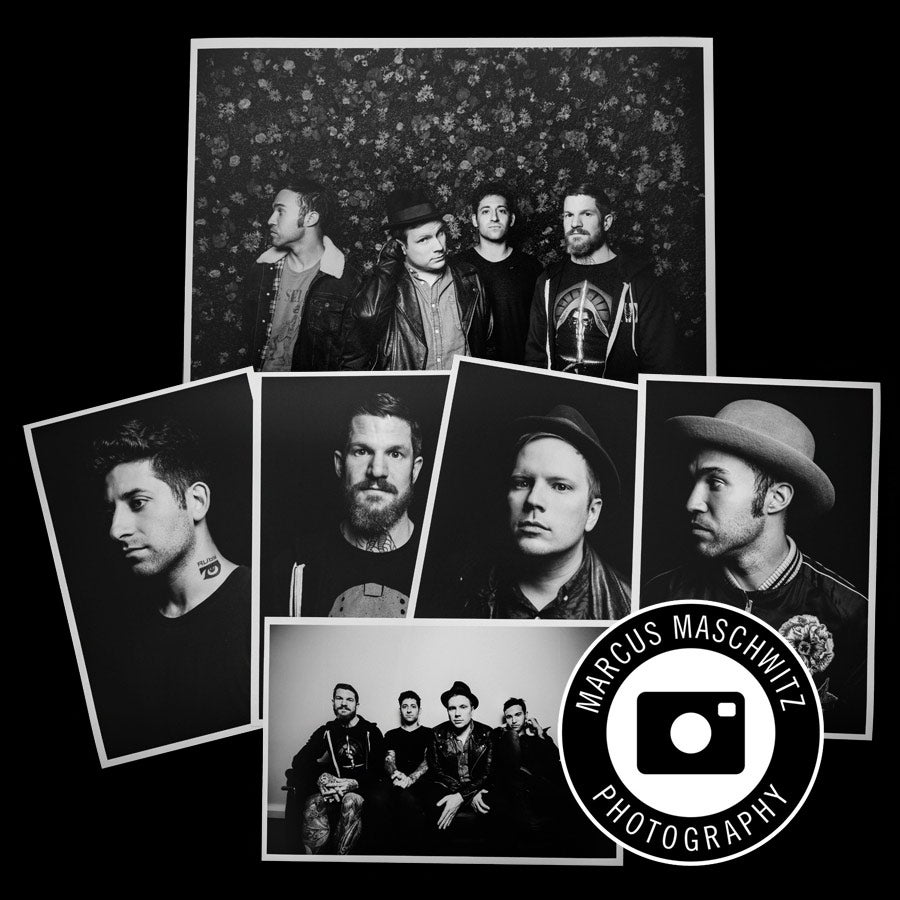 Image of Fall Out Boy 6 Pack - Limited (1 of 50)