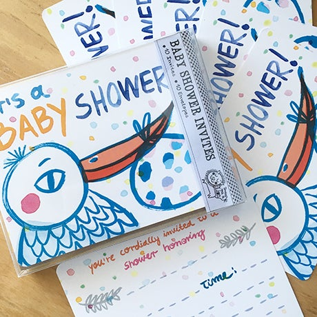 Image of Baby Shower Invites