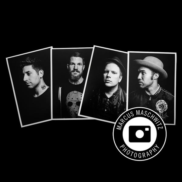 Image of Fall Out Boy - Individual Portraits