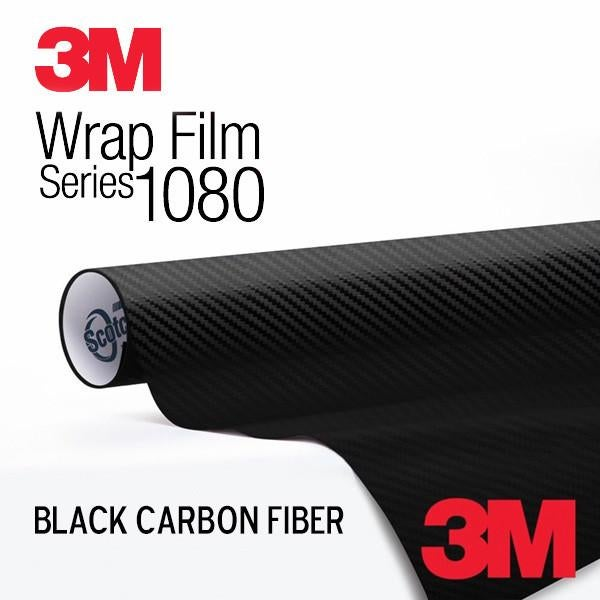 Image of 3M CARBON FIBER VINYL WRAP