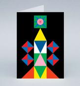 Image of Gift Tree Christmas card