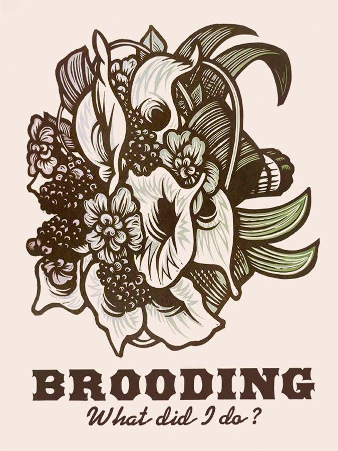 Image of Brooding