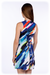Image of 50% OFF - Sleeveless A-Line Dress - Mixed Media