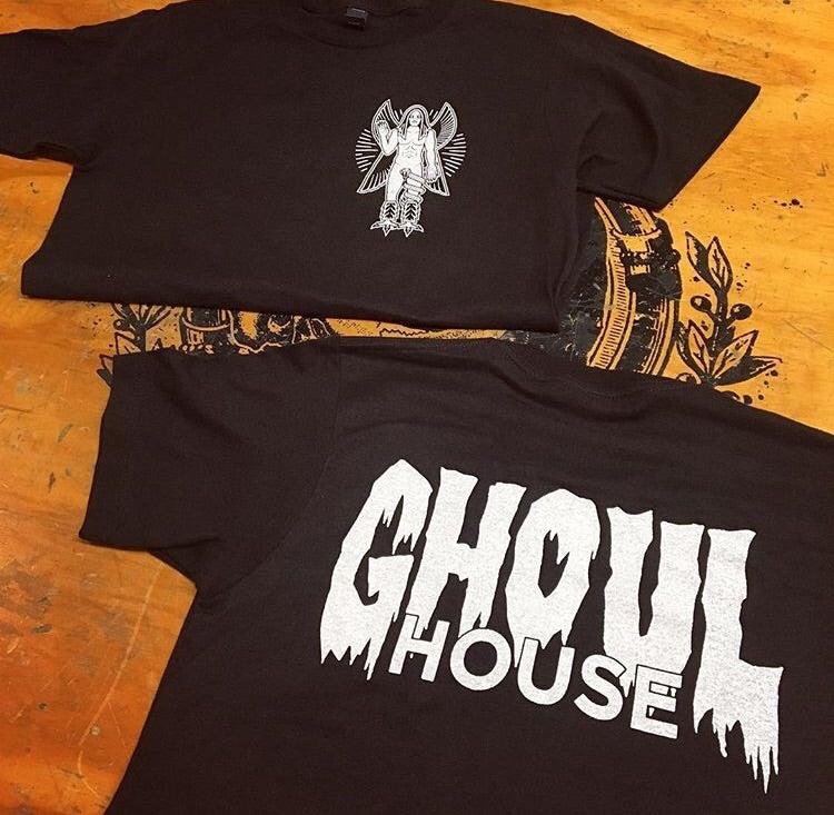 Image of Saint Pazuzu T-shirt