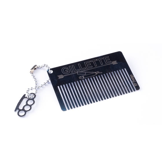 Image of Beard Comb - Gillette