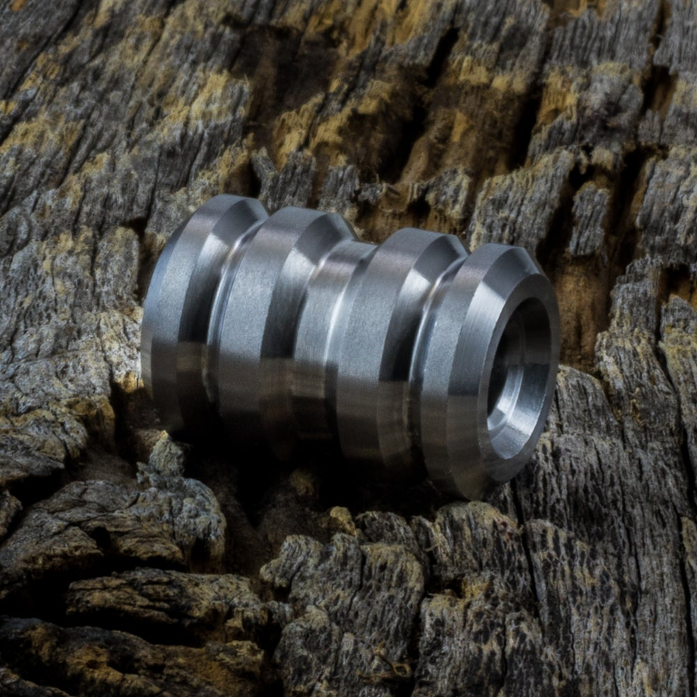 Image of Tank Machined Ti Bead