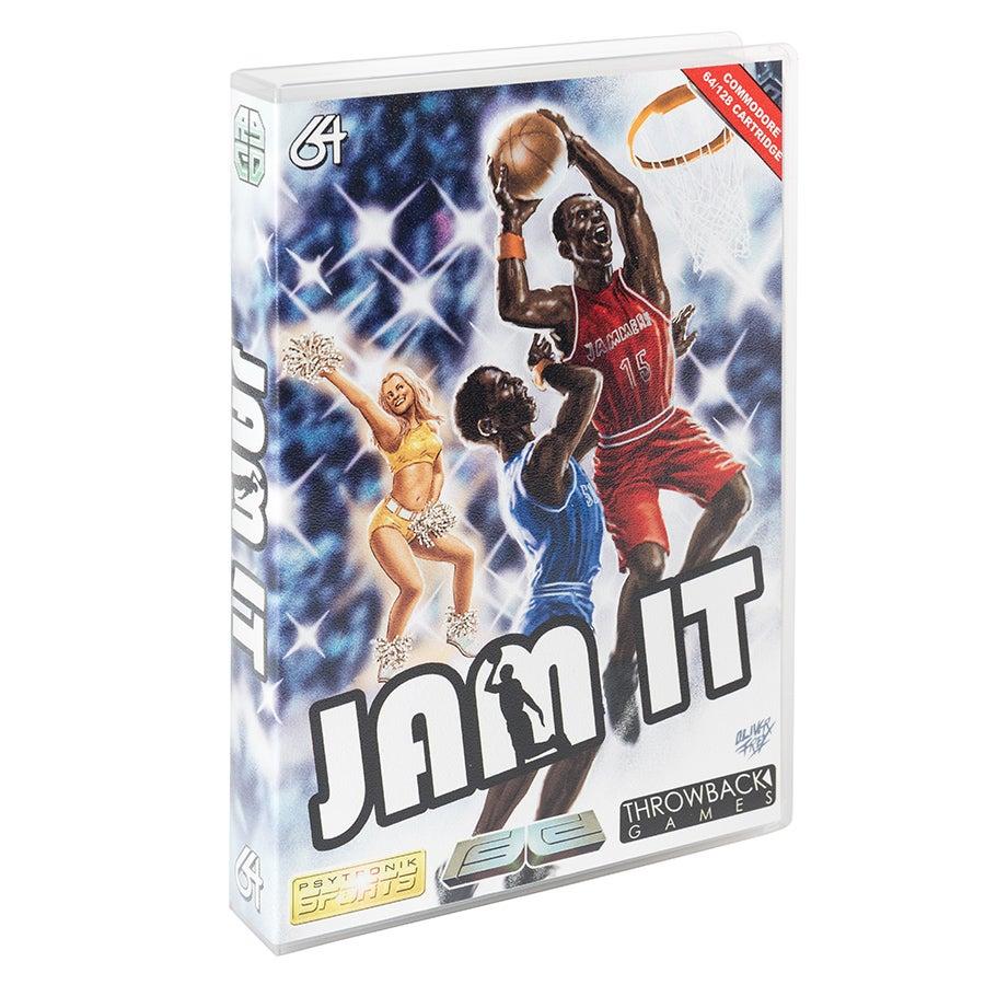 Image of Jam It (Commodore 64)