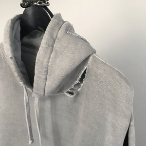 Image of Cropped Pullover Hoody (1of1)