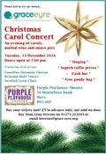 Image of An Evening of Carols, Mulled Wine and Mince Pies - Tickets £5