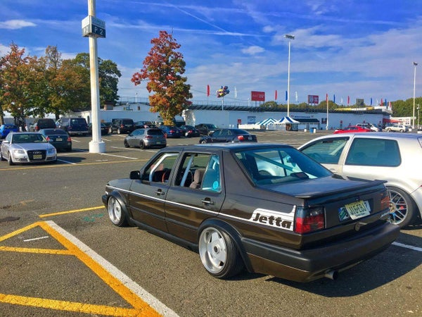 Image of MK2 long body stripe kit JETTA and GTI