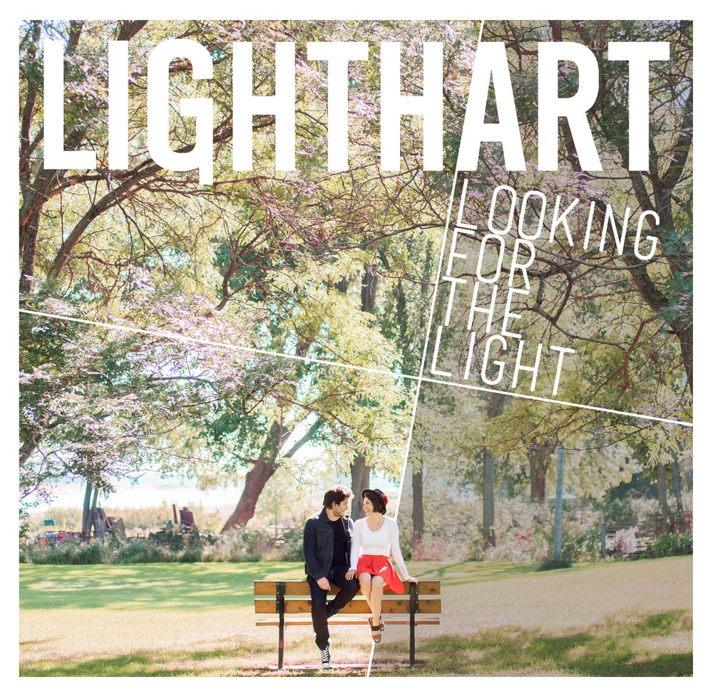 """Image of """"Looking for the Light"""" EP (Digital & CD)"""