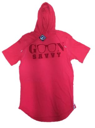 Image of Goon Savvy Short Sleeve Hoodie