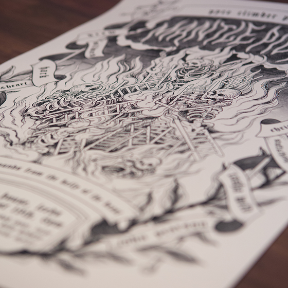 Image of A2 screen prints