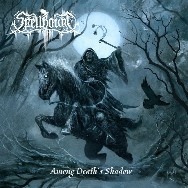 Image of SpellBounD - Among Death's Shadow CD
