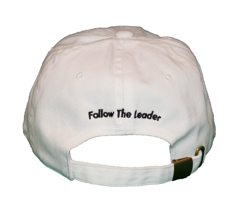 Image of Big Apple Hat White