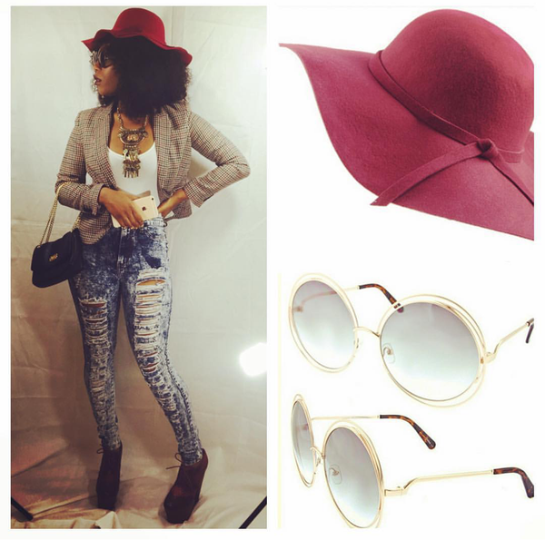 Image of Fall for Fall Fedora Hat