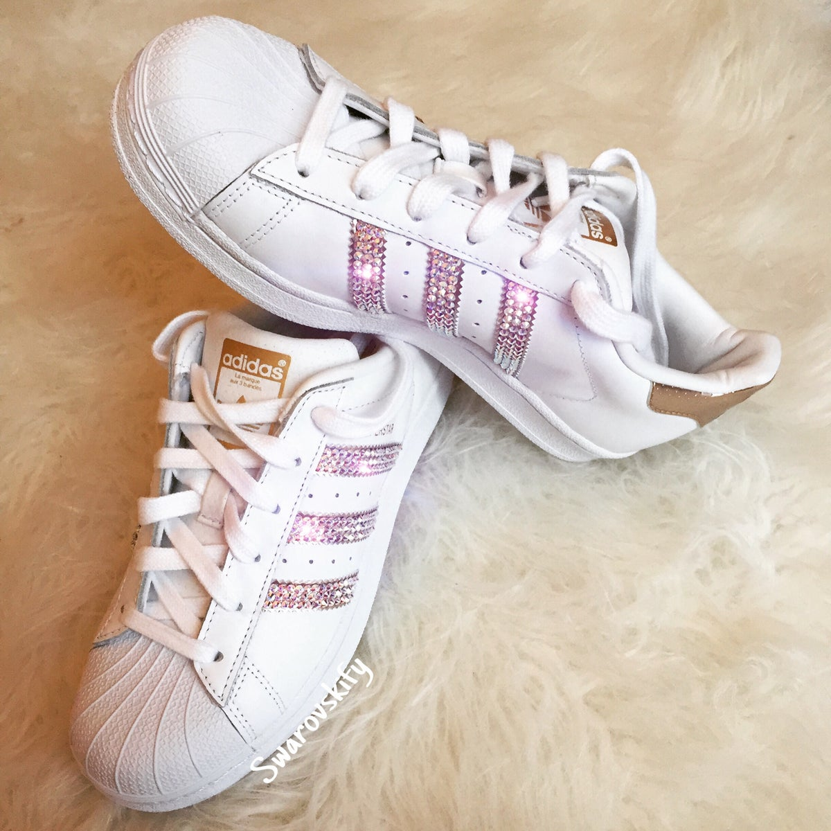 Infant Cheap Adidas Superstar Athletic Shoe white 99436158 Journeys