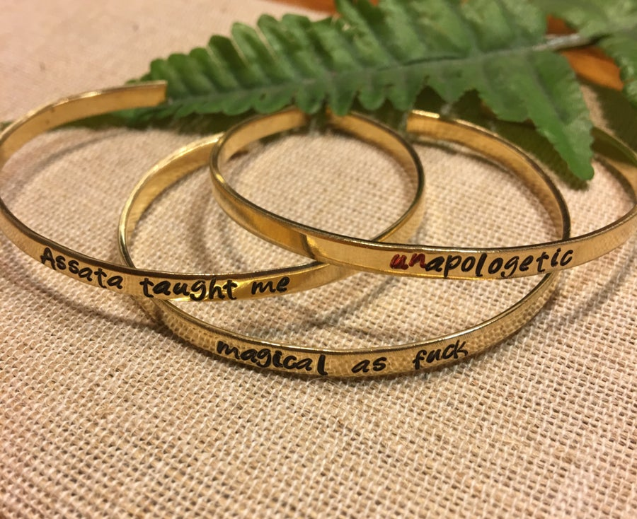 Image of For Self Bangle Cuffs