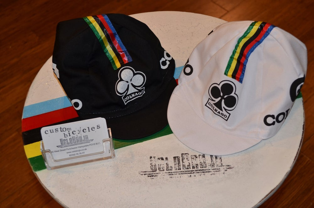 Image of Colnago Cycling Caps