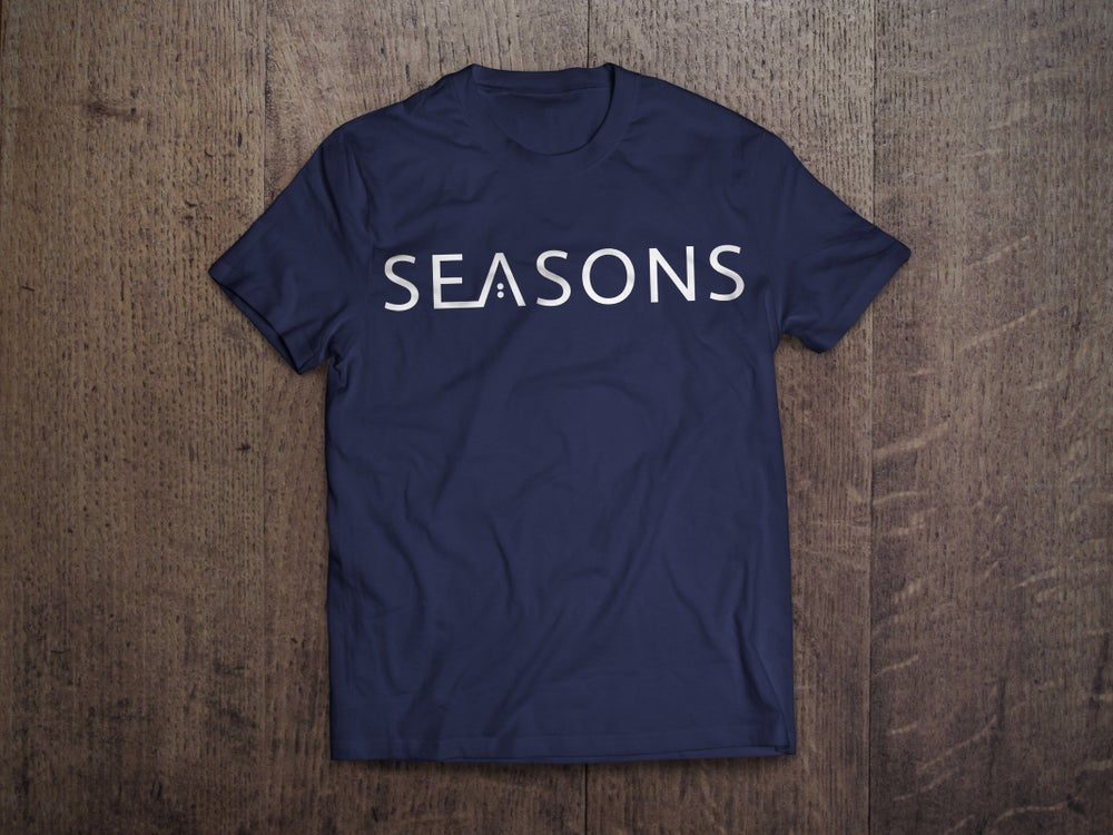 Image of Navy Blue - SEASONS